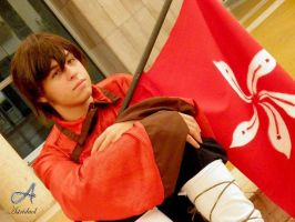 Hetalia... Hong Kong by Takeshi-Ikengel