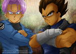 COLLAB: Is There A Problem? by longlovevegeta