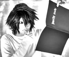 Death Note by umibe