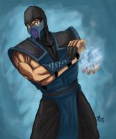 Sub-Zero by Amenoosa