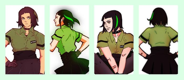 Buttercup by lilithkiss00