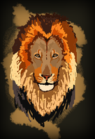 Lion by Zemie