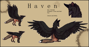 Haven Reference Sheet by FranklymyDeer