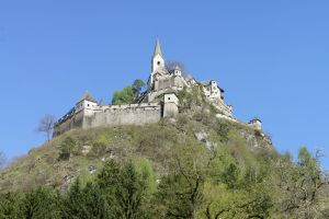 Launsdorf Castle Austria by Wendybell80