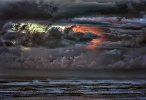 Seascape #50 by cokehead666