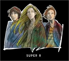 Super 8 by Robbertopoli