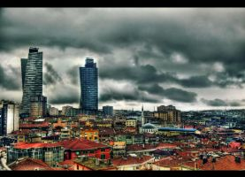 The Slums Beat The Trumps HDR by ISIK5