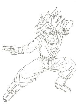 goku. like none other by australiavisions