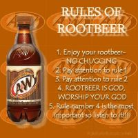 Rules Of RootBeer by Bushi-Yousei