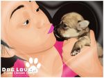 Dog Lover by mrclement