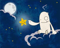 Do the stars smile at you? by HenriqueJorge