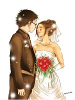 Wedding bells by Jyukai-Koudan