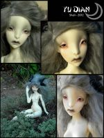 Yu Dian, nouveau make-up by shalimar83