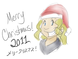 Merry Christmas to All by JinjoJess