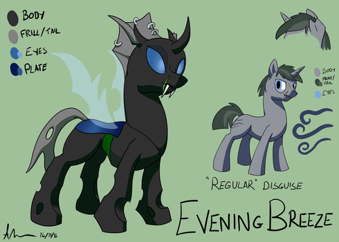 Evening Breeze (Reference) by TheAndyMac