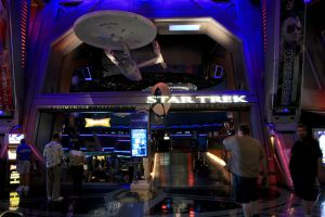 Star Trek The Experience Entry by cthacker