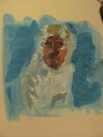 Lawrence of Arabia Sketch by PageOHaraWriter