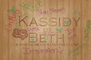 Support Me! by Kassidy123Beth
