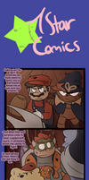 Seven Star Comics 97 by Loopy-Lupe