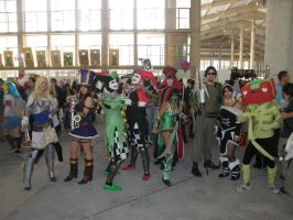 LoL Cosplay Jerez 2011 - 7 by Ragamuffyn