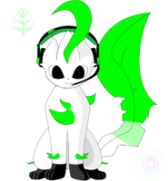 Male Gameon autumn form full body by Axial97