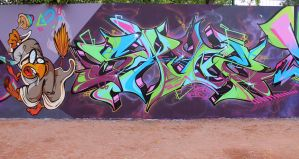 Sanz one Urban Syndromes by SANS-01-2-MHC-BS