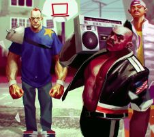 Usa Sports Team (kof94) by Mancomb-Seepwood
