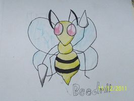 beedrill by wilddragon53