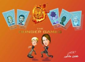 cartoon hunger games by superhilalo