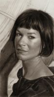 Franka Potente by AmBr0