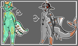 Aquatic Adopts - [OPEN!] by CorporalGriffin
