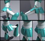 3D Jenny waist details by 14-bis