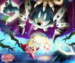 Kirby Vs Magolor Soul by Blopa1987
