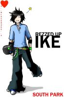 REZZED UP IKE. by x--blackrose--x