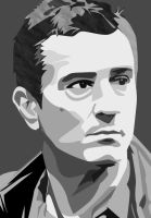 Robert De Niro by mikewozere