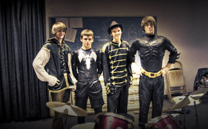 Band Members HDR by 007Nab