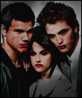Three Zombies by inmany