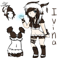 Ivina Reference. by Wuhv