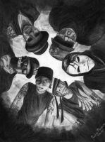 Hollywood Undead by Dr-Seuss-Crackajax