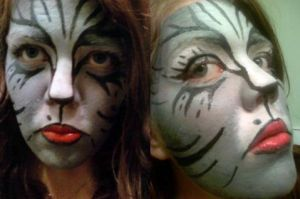 Grizabella, The Glamour Cat by SpectratheRestless