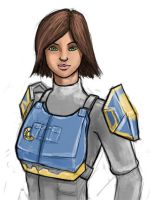 New Conglomerate Light Assault Female by AsianJoyKiller