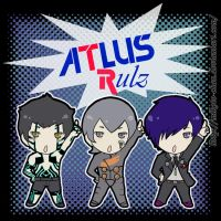 SMT-Atlus Rulz by Mikoto-chan