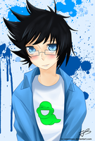 John Egbert by Timeless-Knight