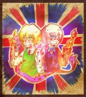 england and 2P england by raton-laveur-powa