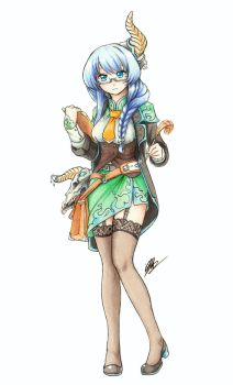 [HDN] Guild Clerk Rei by Men-dont-scream