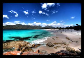 Wineglass Bay II by colpewole