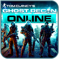 Ghost Recon Online YAIcon by Alucryd