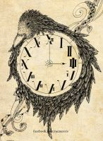Clock Design by Tenfuuindemon
