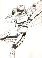 Gambit inked by OPendleton