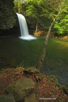 Little Stoney Falls by TRBPhotographyLLC